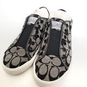 Coach Sneaker Slip On Shoes